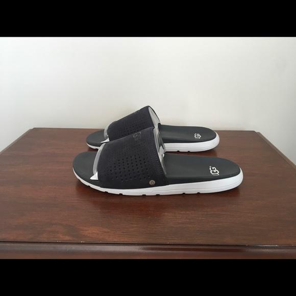 UGG Shoes   Ugg Xavier Perf Mens Slides